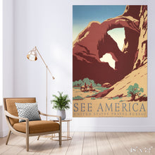 Load image into Gallery viewer, Arches National Park Colossal Art Print