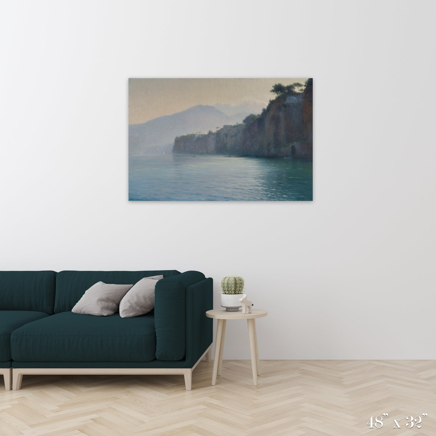Argentinean Coast Colossal Art Print