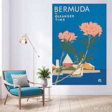 Load image into Gallery viewer, Bermudian Oleanders Colossal Art Print