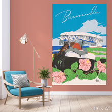 Load image into Gallery viewer, Bermuda Colossal Art Print
