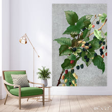 Load image into Gallery viewer, Blackberries Colossal Art Print