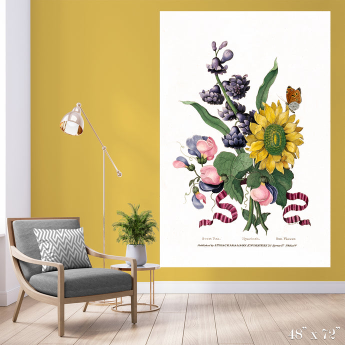 Bouquet Colossal Art Print