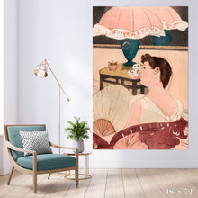 Load image into Gallery viewer, The Lamp Colossal Art Print