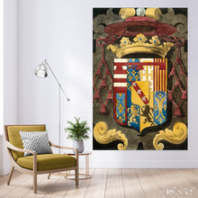 Load image into Gallery viewer, Coat of Arms Colossal Art Print