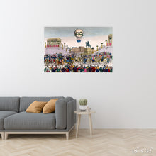 Load image into Gallery viewer, Entrance Colossal Art Print