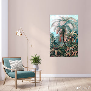Fern Forest Colossal Art Print