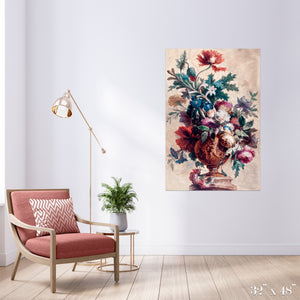 Flower Urn Colossal Art Print