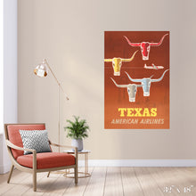 Load image into Gallery viewer, Fly Texas Colossal Art Print