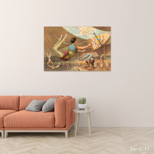 Load image into Gallery viewer, Flying High Colossal Art Print