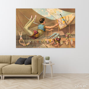 Flying High Colossal Art Print