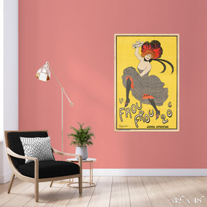 Frou Frou Colossal Art Print