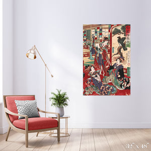 Gallery Colossal Art Print