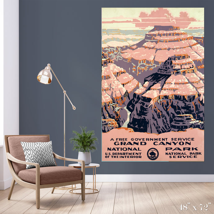 Grand Canyon National Park Colossal Art Print