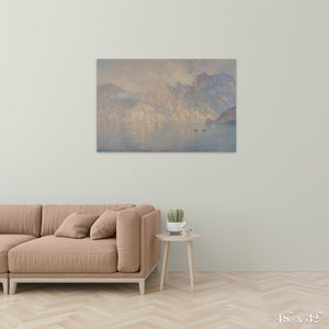 Italian Cliffs Colossal Art Print