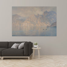 Load image into Gallery viewer, Italian Cliffs Colossal Art Print
