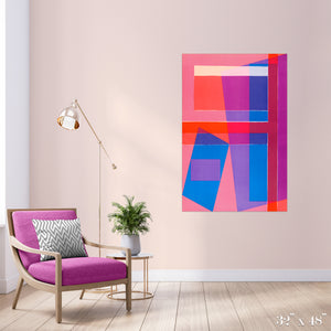 Merge Colossal Art Print