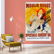Load image into Gallery viewer, Moulin Rouge Colossal Art Print