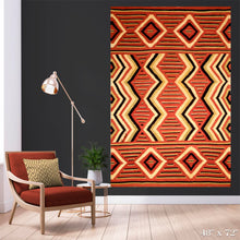 Load image into Gallery viewer, Navajo Wearing Blanket Colossal Art Print