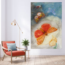 Load image into Gallery viewer, Papillon Colossal Art Print