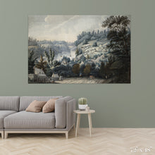 Load image into Gallery viewer, Pastoral Hills Colossal Art Print
