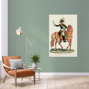 Prince de Wagram Colossal Art Print