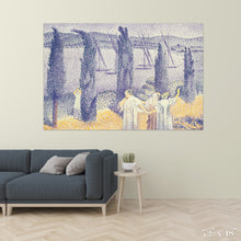 Load image into Gallery viewer, The Promenade Colossal Art Print