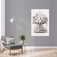 Load image into Gallery viewer, Queen of the Garden Colossal Art Print