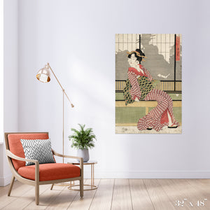 Recline Colossal Art Print