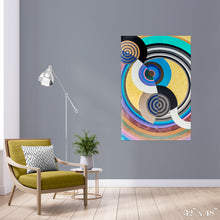 Load image into Gallery viewer, Rhythm Colossal Art Print