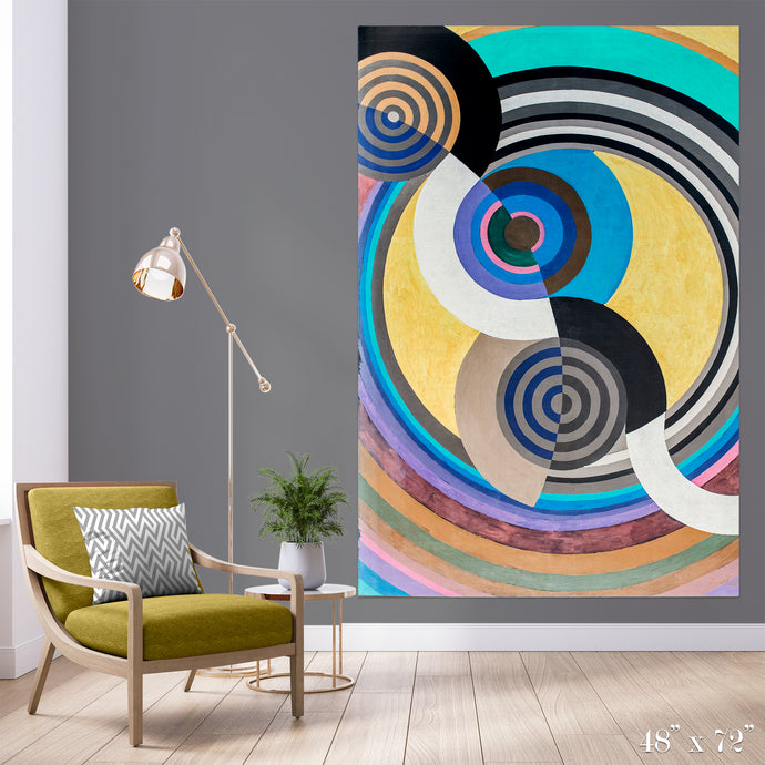 Rhythm Colossal Art Print
