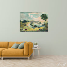 Load image into Gallery viewer, Richmond Colossal Art Print