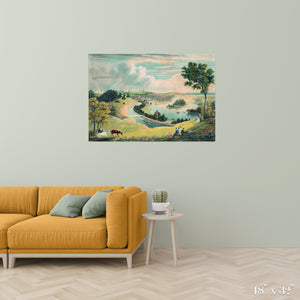 Richmond Colossal Art Print