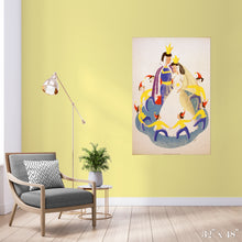 Load image into Gallery viewer, Snow White Colossal Art Print