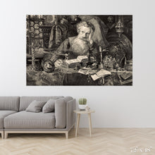 Load image into Gallery viewer, The Antiquary Colossal Art Print