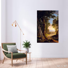Load image into Gallery viewer, The Beeches Flower Colossal Art Print