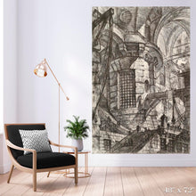 Load image into Gallery viewer, The Round Tower Colossal Art Print