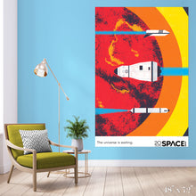 Load image into Gallery viewer, The Universe is Waiting Colossal Art Print