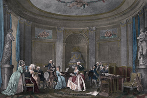 The Salon Mural