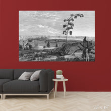 Load image into Gallery viewer, Tropical Port Colossal Art Print