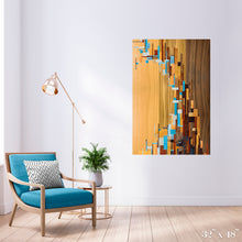 Load image into Gallery viewer, Tsunami Colossal Art Print