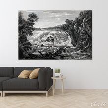 Load image into Gallery viewer, Waterfall Colossal Art Print