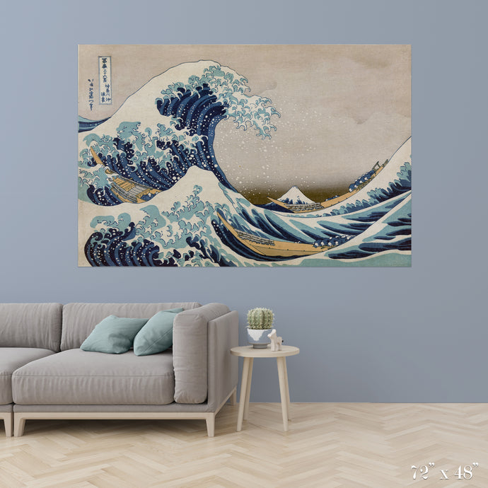 Wave Colossal Art Print