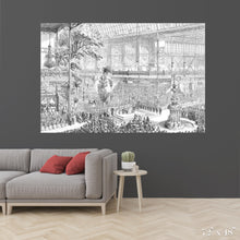 Load image into Gallery viewer, Worlds Fair Colossal Art Print