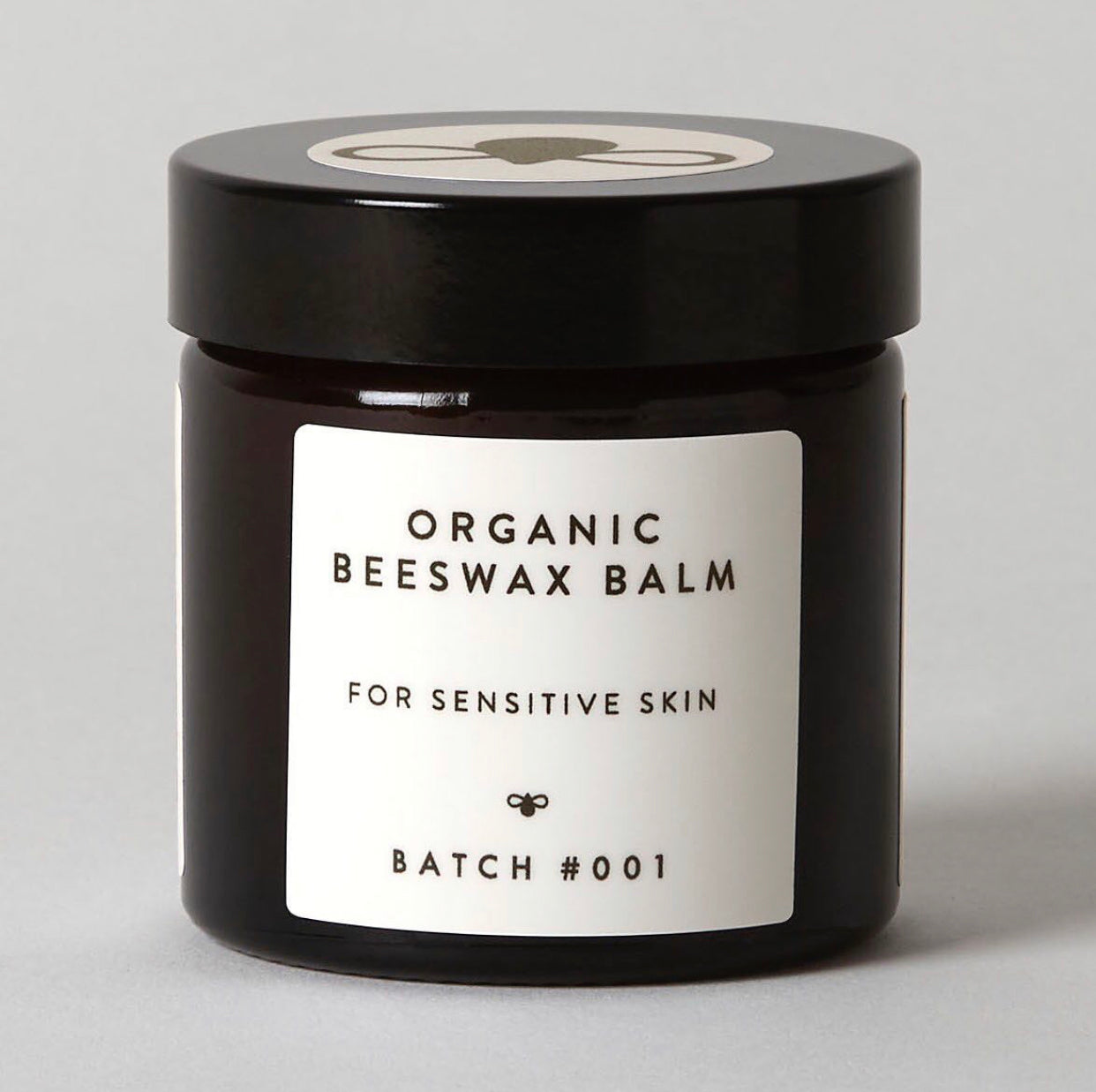 Batch #001 Organic Sensitive Skin Beeswax Balm 60ml
