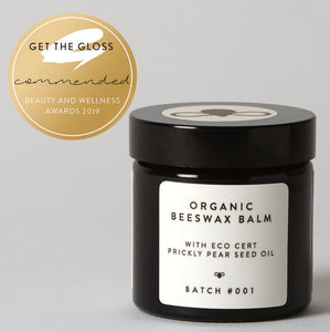 Batch #001 Organic Prickly Pear Beeswax Balm 60ml