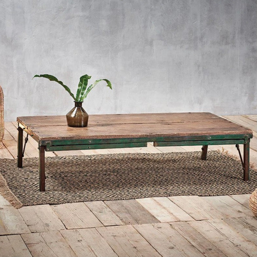 Reclaimed Folding Dining/coffee Table