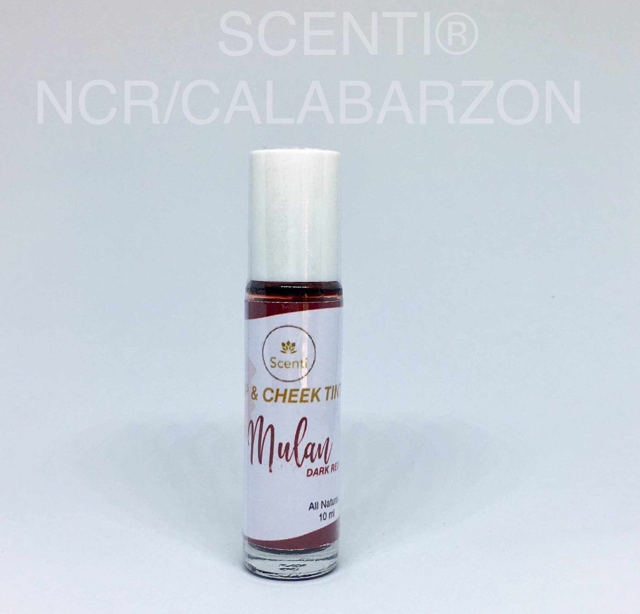 Lip and Cheek Tint 10ml (SCENTI NCR)