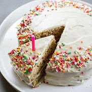 Vanilla Cake Combo- The best for friends that came for an unexpected visit or spoil family and friends