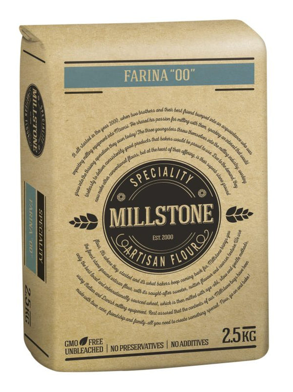 Farina 00 - Stone Ground flour