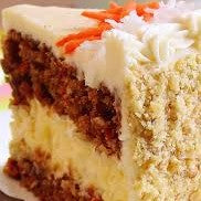 Carrot Cake Combo - For the young and the not so young. A winner as a snack or sweets or just for the fun of baking